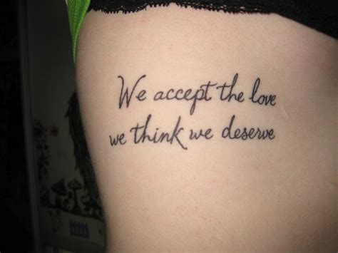 quote tattoo inspirational tattoos designs ideas and meaning tattoos