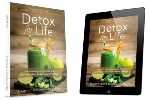 Detox For By Dr Nuzum by Detox For Book