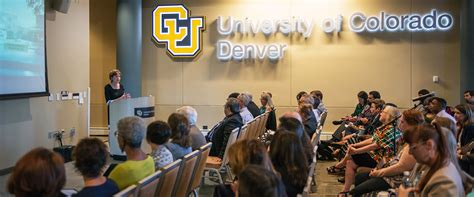 Cu Denver Mba Ranking by 2017 State Of The Cus Address Cu Denver Today