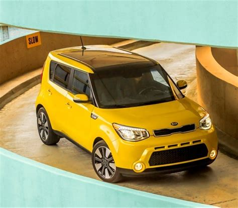 Kia Cars Names Kbb Names 2015 Kia Soul One Of The 10 Coolest Cars