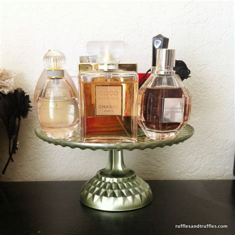 Perfume Rack Stand by Perfume Archives Ruffles Truffles
