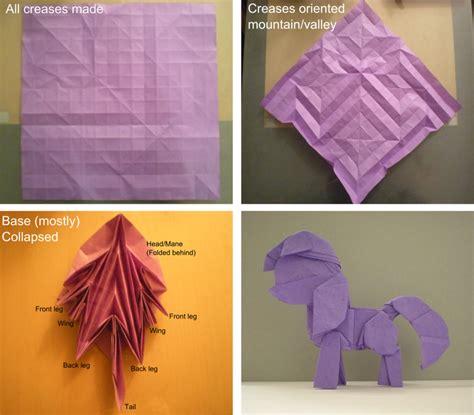 Origami My Pony - image gallery mlp origami