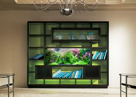 l aquarium meuble dans la d 233 co archzine fr