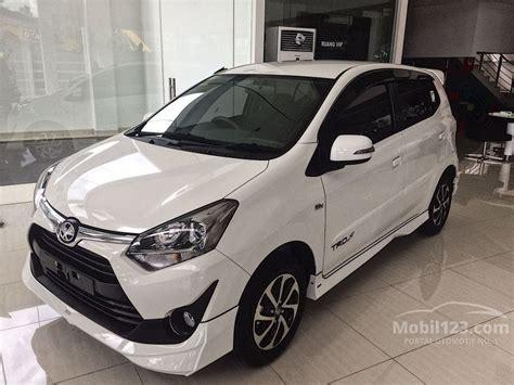 Karpet Dasar Mobil Toyota Agya jual mobil toyota agya 2018 trd 1 2 di dki jakarta manual