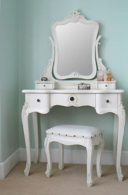 provence bedroom vanity white antique furnindo this chateau vintage style antique cream dressing table
