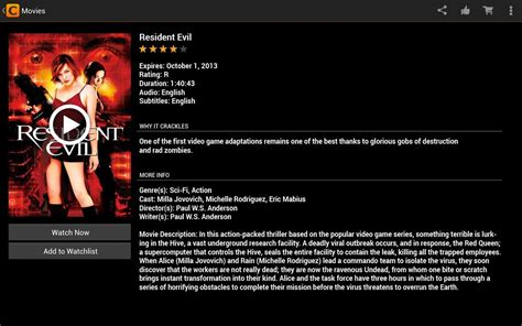 film gratis app crackle movies tv apk free android app download appraw
