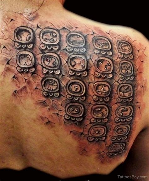 aztec tattoos and meanings aztec tattoos designs pictures page 3