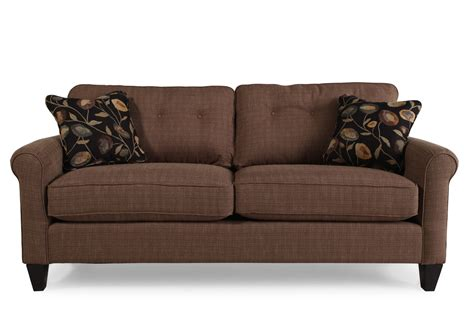 la z boy sofa la z boy laurel mocha sofa mathis brothers furniture