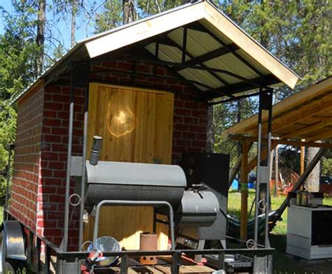 Sheds Barbecue by Bbq Shed Creek Smokers