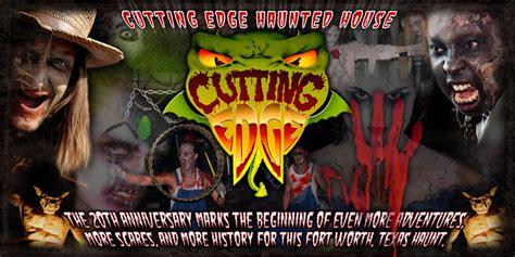 cutting edge haunted house texas haunted haunted house cutting edge dallas fort worth texas