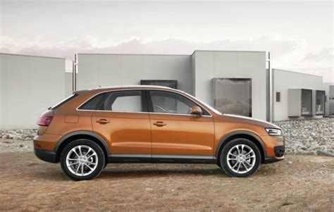 Audi Q1 2016 by Audi Q1 To Arrive In 2016 Autoevolution