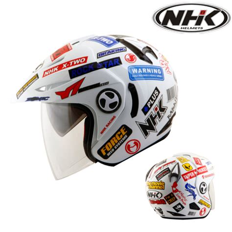 Helm Nhk Gladiator Sticker by Helm Nhk X2 Sticker Pabrikhelm Jual Helm Murah
