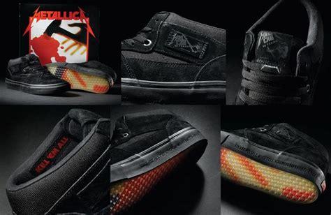 Jual Vans Half Cab Metallica hsss freeのブログで す vansがメタル ロックのmetallicaとコラボ half cab proをリリース