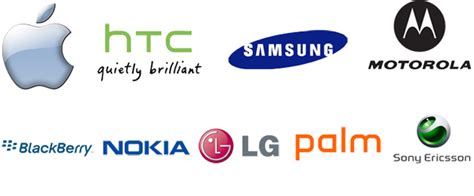 mobile phones brand five most popular mobile phone brands