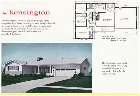 1960s ranch house plans colonial ranch style home plan 1960 mid century house