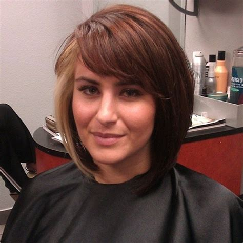 the full stack 20 hottest stacked haircuts angled bob sew in long layers w two toned colors long