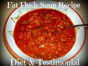 diet soup flush soup diet testimonial