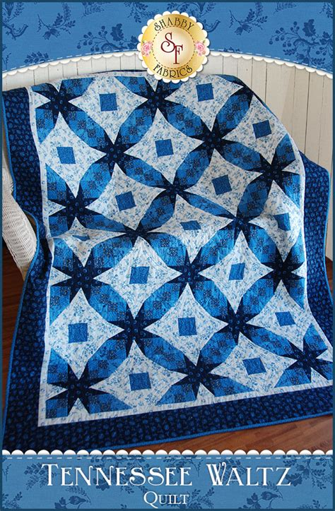 Tennesse Quilts by Tennessee Waltz Quilt Pattern
