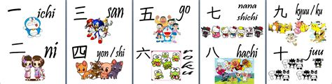 japanese numbers 1 10 printable resources for japanese teachers japanese joy