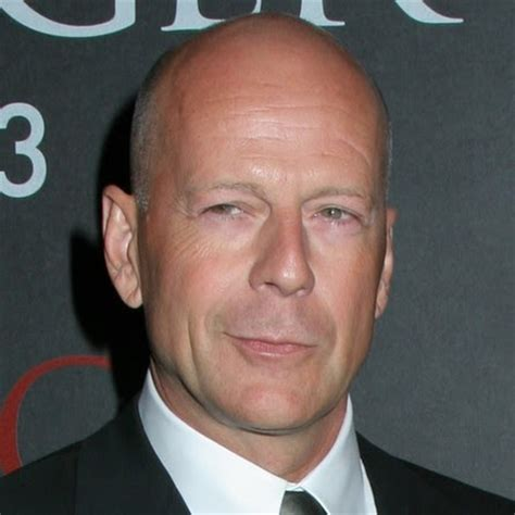 Bruce Willis Irritated By Outspoken Actors by 9 Amazing Pix Of Bruce Willis