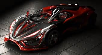 inferno is a 1 400 hp new mexican supercar