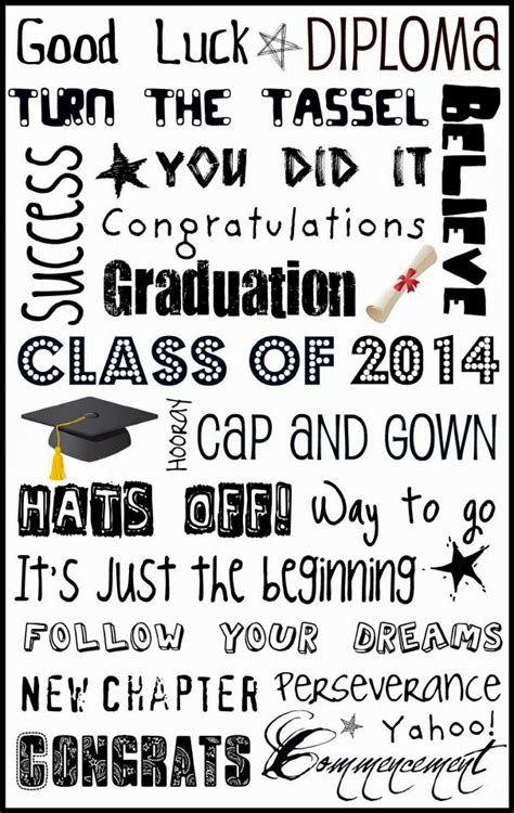printable graduation quotes free printable quotes to frame for the graduate quotesgram