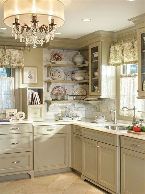 country chic kitchens 1999 best cottage kitchens images on cottage