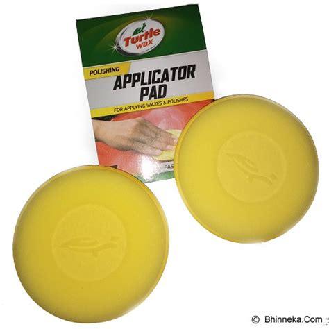 Busa Pad Poles Wax Mobil 12pcs jual turtle wax applicator pad twa 121 murah bhinneka