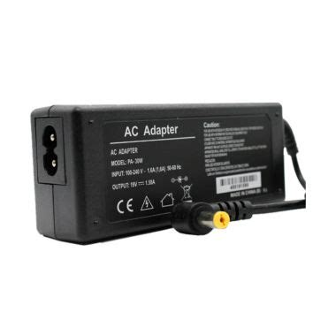 Acer Adaptor For Z1401 19v 2 1a jual charger laptop acer original harga menarik blibli