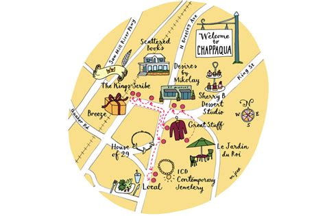 chappaqua ny map the many charms of chappaqua westchester home winter