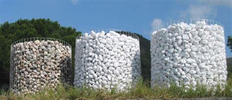 sassi bianchi da giardino prezzo ciottoli da giardino bombardieri granulati marmo
