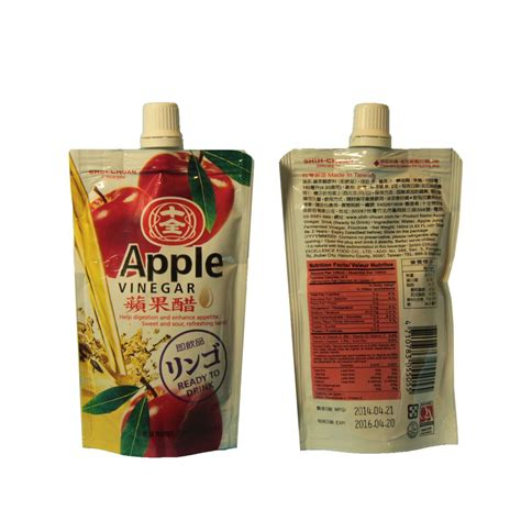Shih Chuan Excellence Vinegar Drink 140 Ml apple vinegar drink 140ml x 6pkt herbsgarden mart organic food mart singapore
