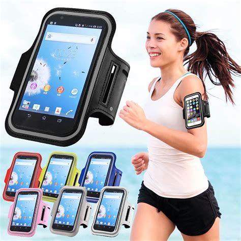 Zoe Waterproof Bag For Sony Xperia Zl sports armband bag for sony xperia m5 e3 zl l35h z3 waterproof running workout