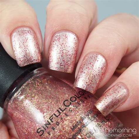 sinful colors supernova sinful colors partial winter 2015 swatches and review part