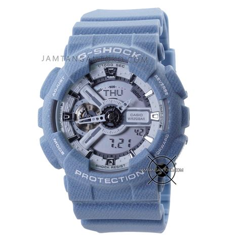 Harga Jam Tangan Merk Dc harga sarap jam tangan g shock ga110dc 2a7 denim limited
