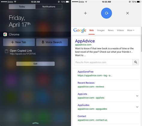 chrome for ios google updates chrome and docs apps for ios with new features