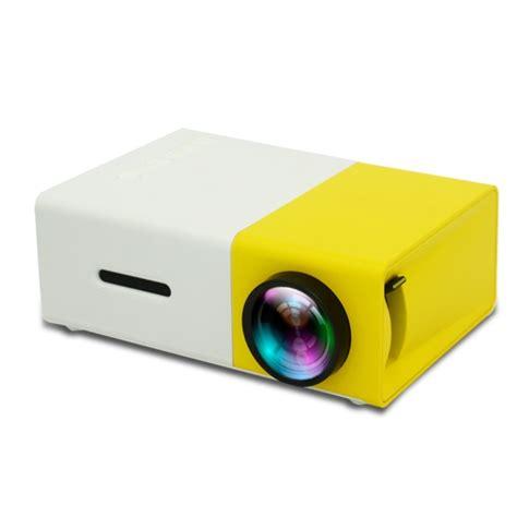 Murah Yg300 Mini Led Projector Portable yg300 400lm portable mini home theater led projector with