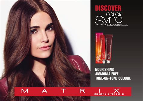 Harga Matrix Hair Color colorsync brochure by salon supplies issuu