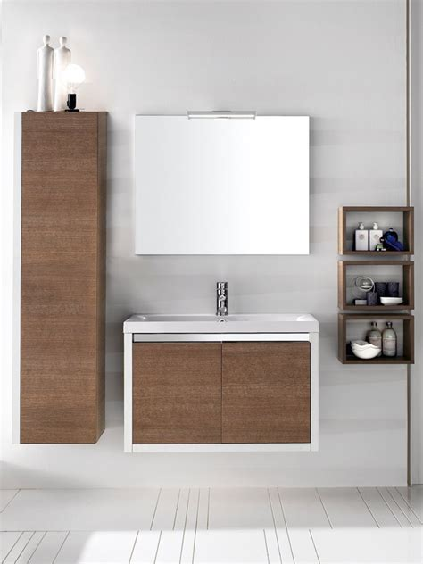 Laminate Bathroom Cabinet Vanity Unit Clever Laminate Bathroom Vanity