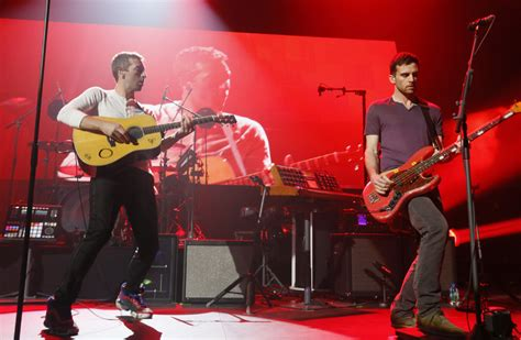 coldplay recent songs coldplay debuts new songs at sxsw toronto star