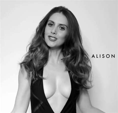 alison brie sleep pop minute alison brie swimsuit cleavage gq photos photo 3