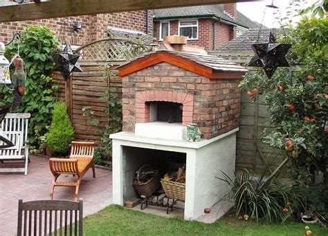 outdoor brick ovens nifty homestead
