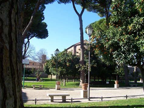parco savello giardino degli aranci rom kurzreise katakomben oder nicht rom forum