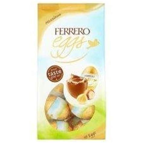 ferrero rocher easter eggs ferrero rocher easter mini eggs hazelnut 100g co