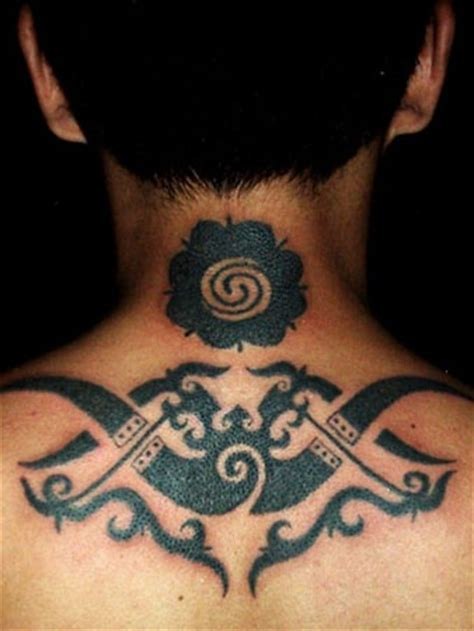 malaysian tattoo designs 57 best iban dayak mentawai images on