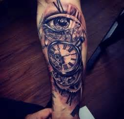 pinterest tattoo clock clock and eye tatt s pinterest clocks eye and tattoo