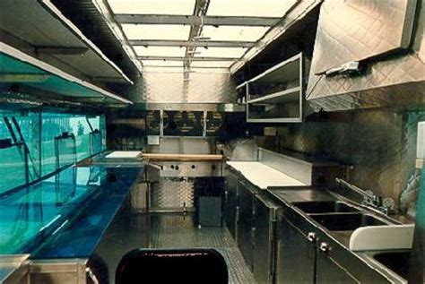 food truck kitchen design food truck lighting design mobile cuisine