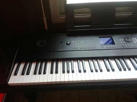 Keyboard Yamaha Dgx 650 yamaha dgx 650 image 830416 audiofanzine