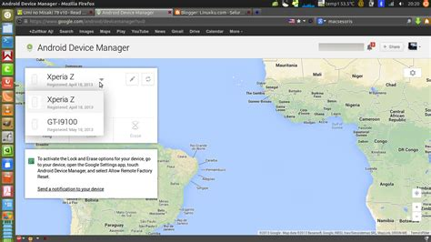 tutorial android device manager technology education and tutorials temukan device yang