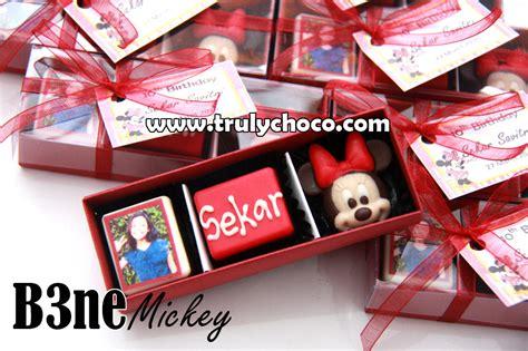 Cetakan Coklat Frozen Min Order 3 Pcs coklat mickey mouse trulychoco handmade chocolate